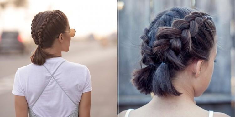 hajfonat rövid hajra, fonat, rövid haj, frizura, Bwnet online időpontfoglaló program