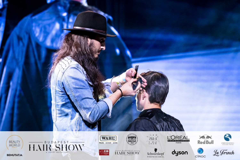 Budapest Hair Show, BHS, fodrász esemény, BWNET, Enes Dogan