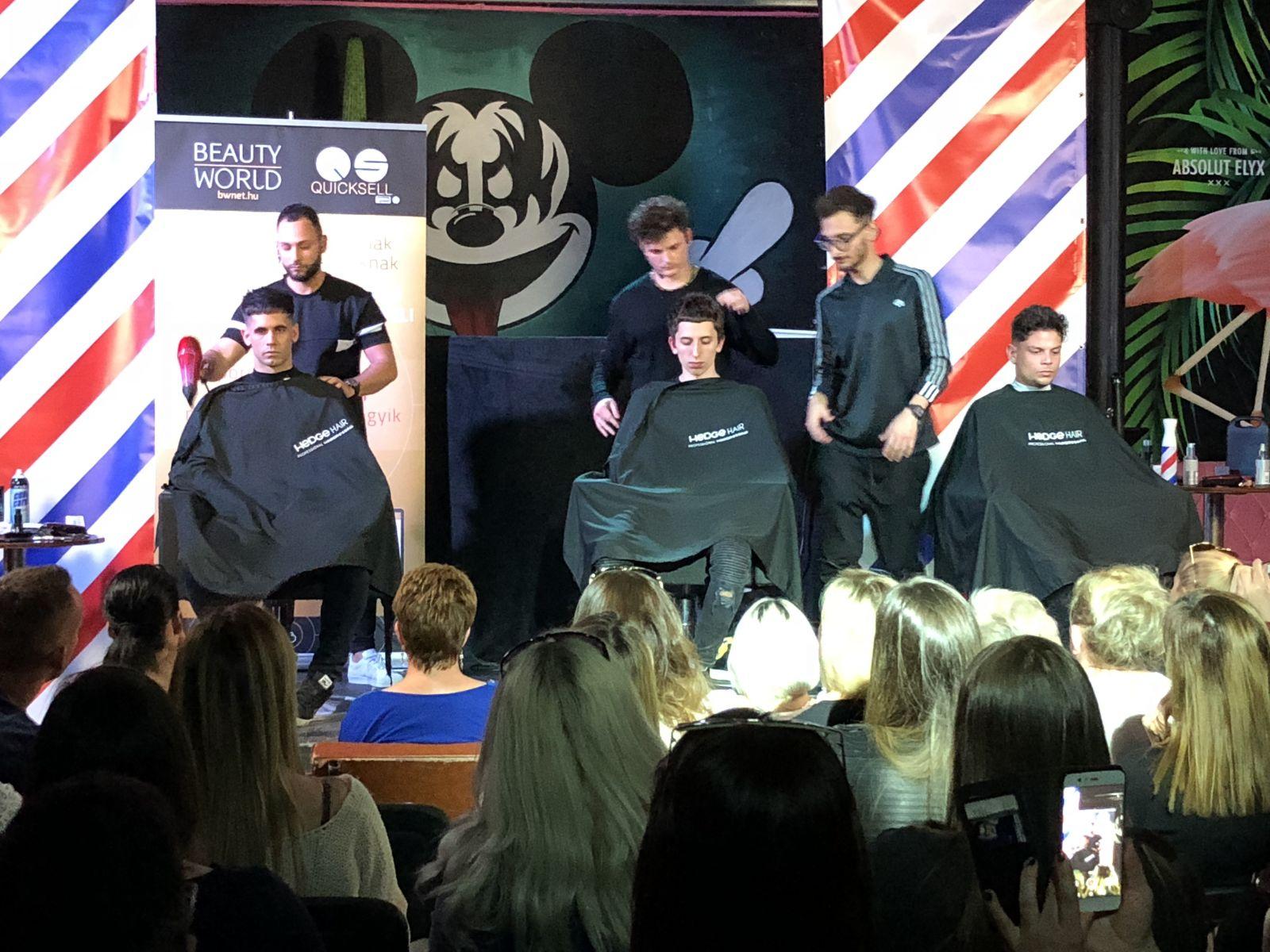 new school barber képzés debrecen, fodrász képzés, bwnet