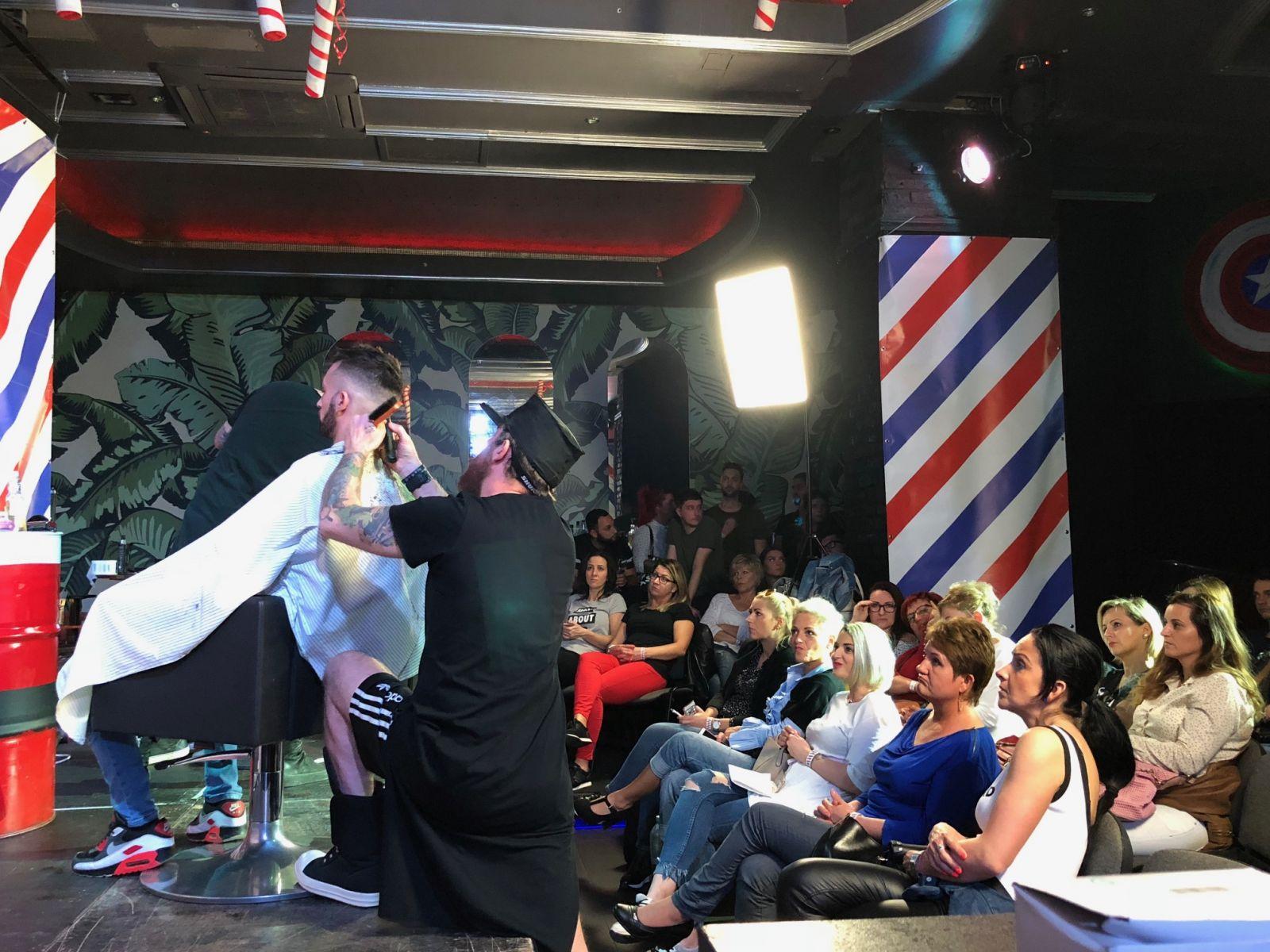new school barber képzés, fodrászképzés, bwnet