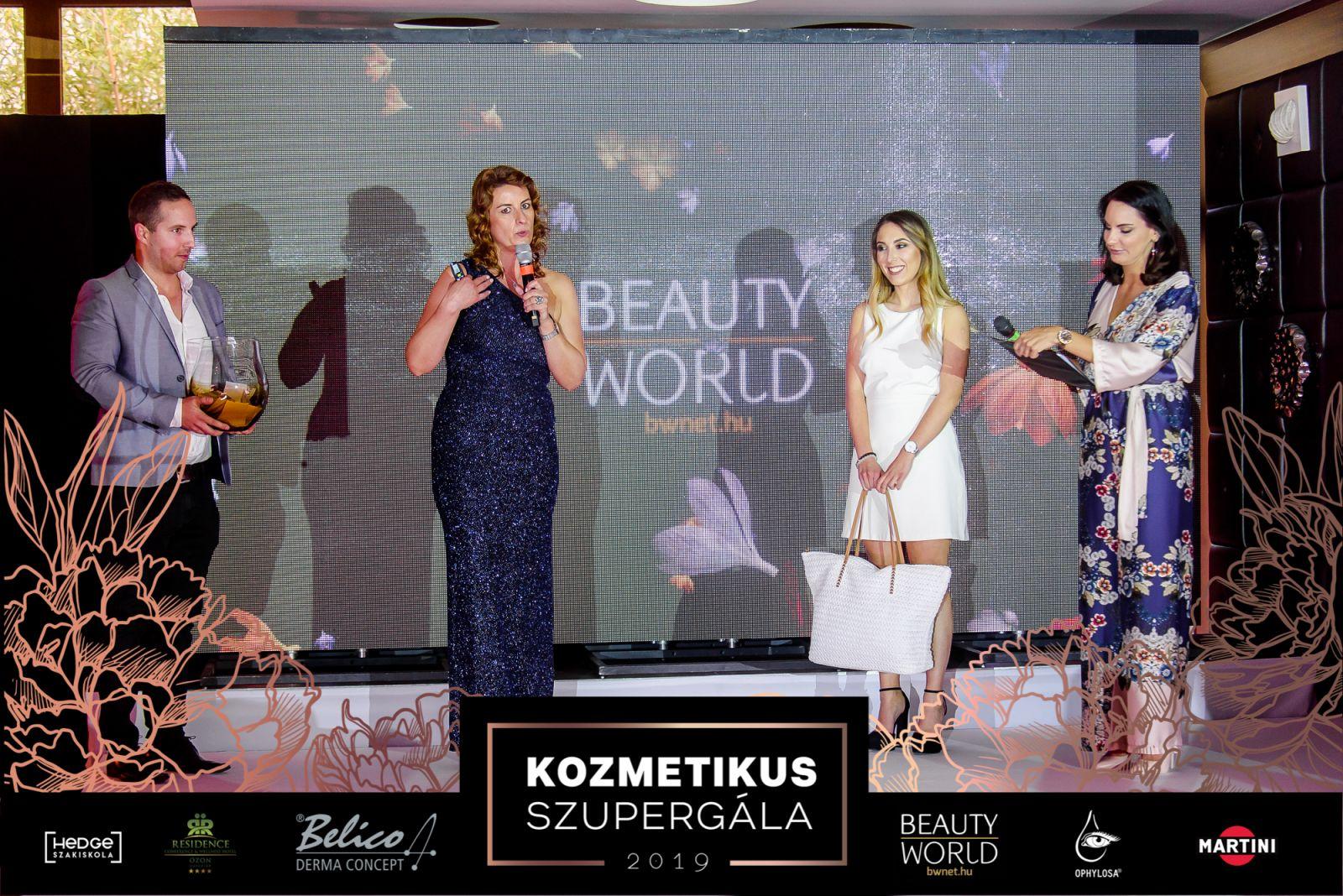 Kozmetikus Szupergála, képek, képes beszamoló, Duna Garden, Bwnet_online időpontfoglaló program