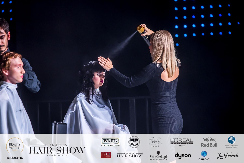 Budapest Hair Show, HAJAS Alternative Best Of London, fodrász esemény, BWNET online időpontfoglaló program