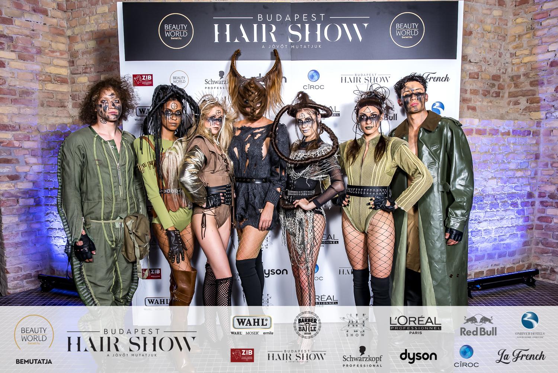 budapest hair show, fodrász esemény, bwnet