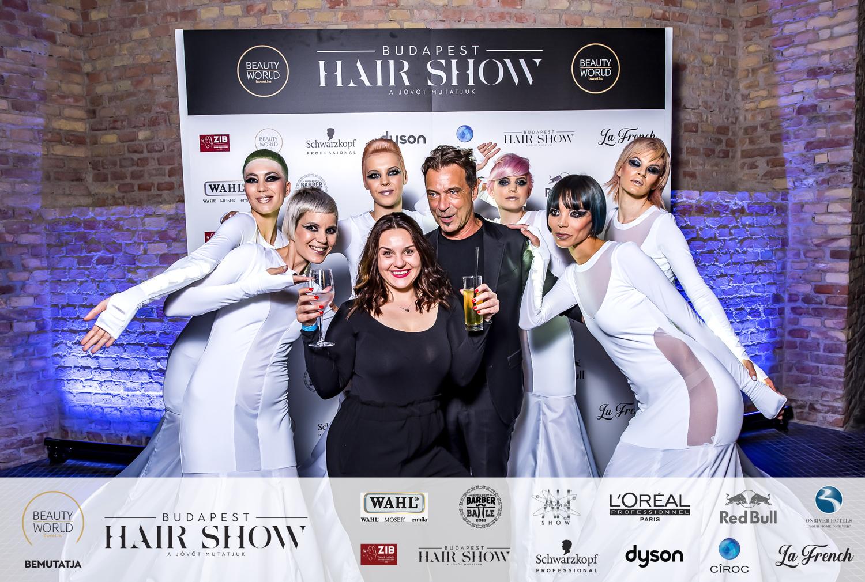 Budapest Hair Show, HAJAS Alternative Best Of London, BHS, BWNET online időpontfoglaló program