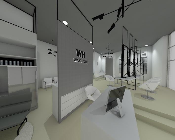 Waio Hair, kiadó helység, körmös, pedikűrös, BWNET