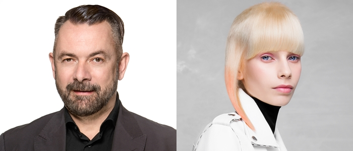 Zsidró Tamás, L'Oréal Professionnel, hajvágás, short cut, képzés, nagykövet, Bwnet_online időpontfoglaló program