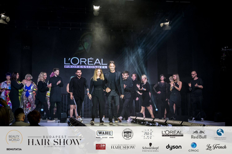 BHS, Budapest Hair Show, fodrász esemény, BWNET