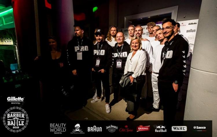 Barber Battle Budapest 2019, Barber Battle, Barber, fodrászverseny, döntő, pénzdíjazás, Symbol, Bwnet online időpontfoglaló rendszer