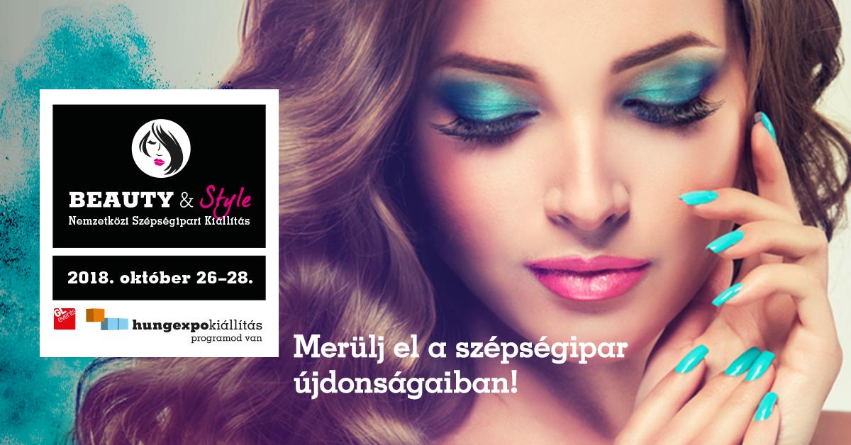 beauty kiállítás 2018 hungexpo, bwnet, online időpontfoglaló program