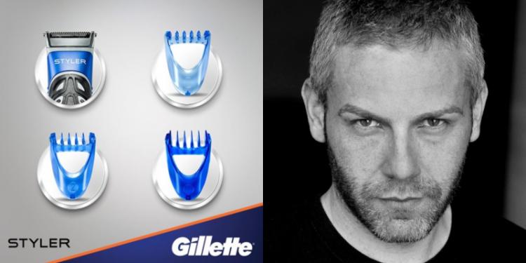 Gillette Styler, Old Spice, Bwnet online időpontfoglaló program