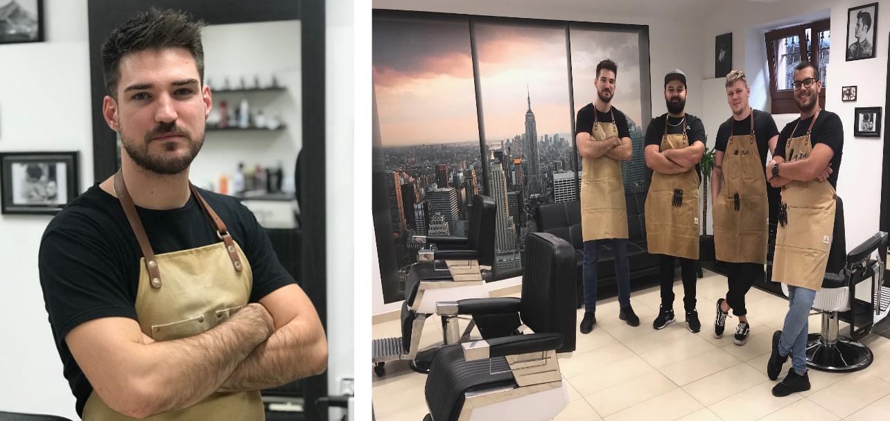 férfi hajvágás, férfi haj stílusok, nagyon rövid férfi hajak, férfi frizura tippek, borbély, Albert Tibor, Barber Shop, online időpontfoglaló program BWNET_