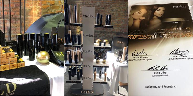 gold professional haircare, magyar fodrászat, bwnet