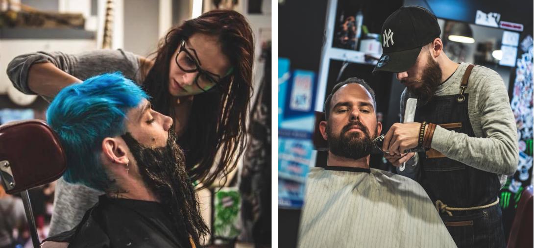 west coast barbers fodrászat, barber shop, barber budapest, szakáll vágás budapest, online időpontfoglaló program BWNET