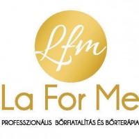 La For Me Professzionális Bőrfiatalítás és Bőrterápia -