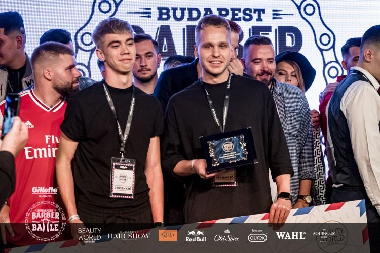 Barber Battle Budapest 2019, döntő, győztes, barber, Winkelbauer Ádám, Bwnet online időpontfoglaló program