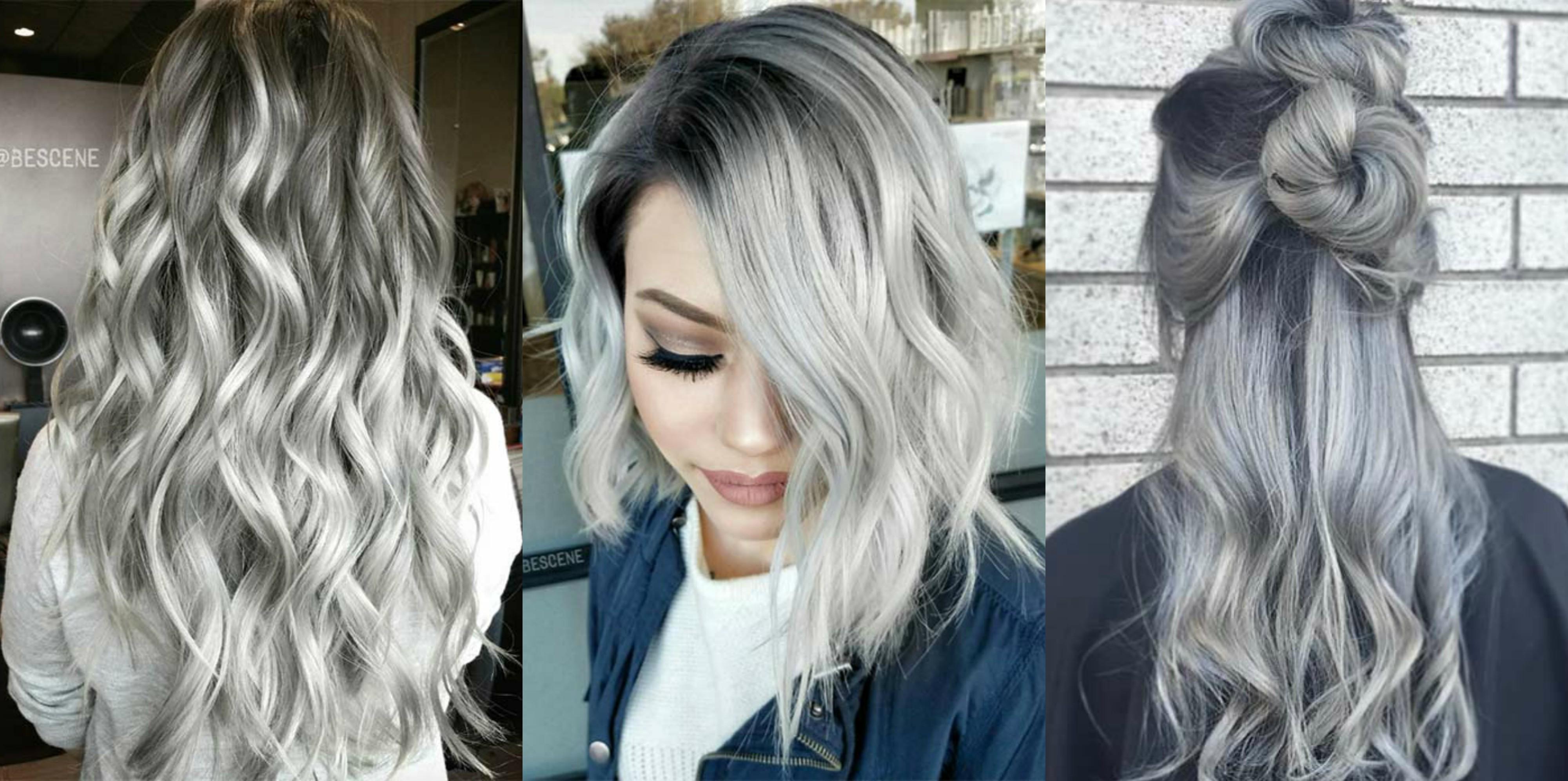 A silver, azaz ezüst hajszín a 2019-es hajszín trendekben is ugyanúgy hódít, mint az utóbbi években. Téged is teljesen elkápráztatnak az ezüstös fényben ragyogó frizurák? <br />