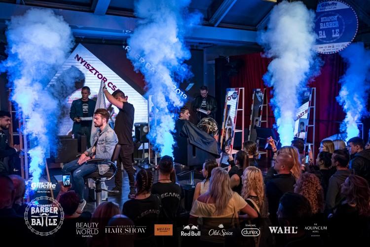 Barber Battle Budapest, fodrászverseny, döntő, video, Bwnet online időpontfoglaló program