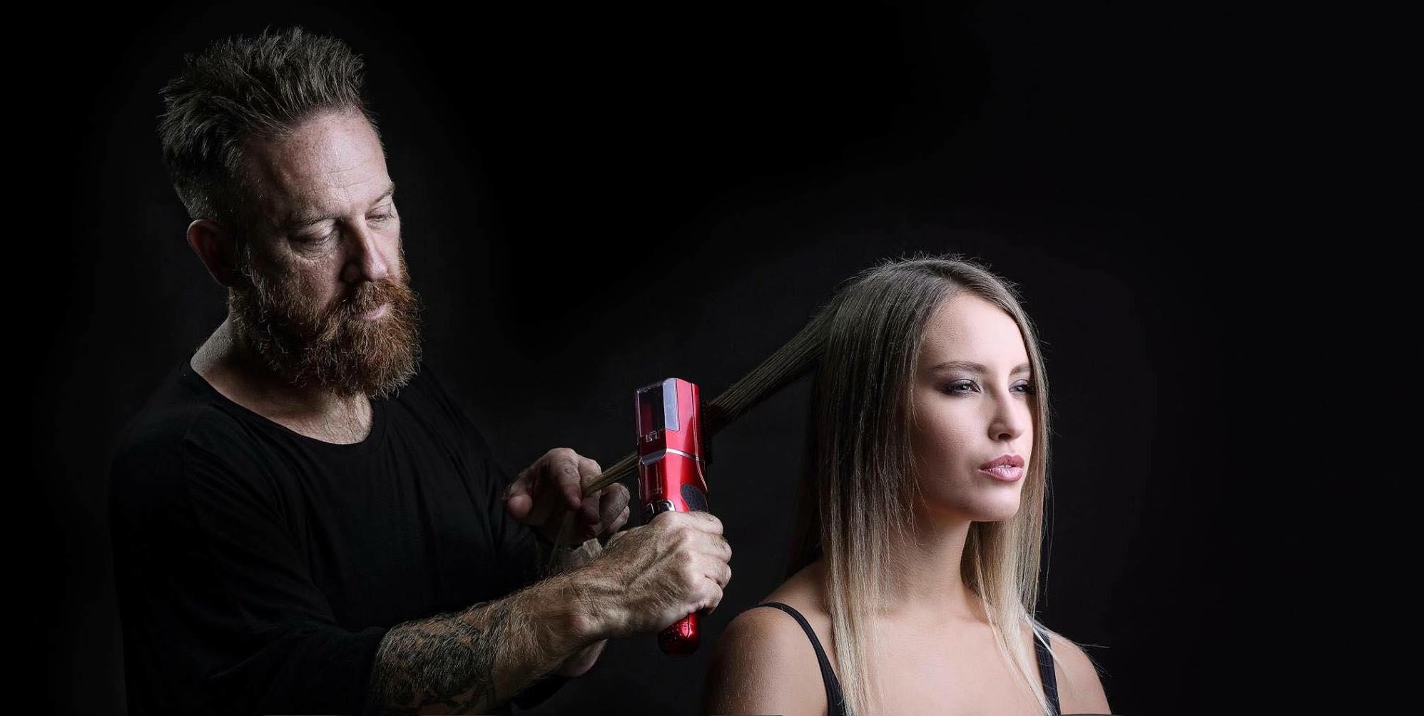 Azoknak a vendégeknek, akik növesztik hajukat és csupán a töredezett hajvégektől kívánnak megszabadulni.