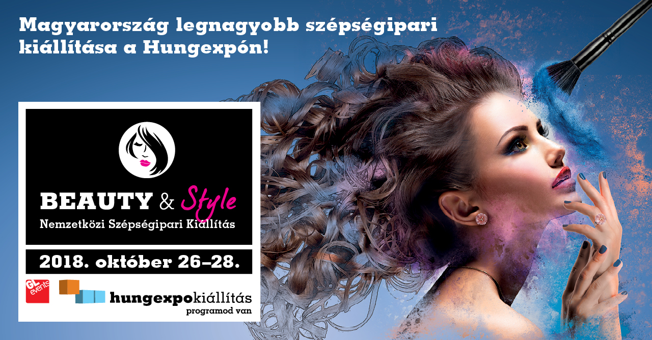 Magyarország legnagyobb szépségipari rendezvénye hamarosan megnyitja kapuit, amelyen az ágazat három nagy területe (kozmetika, fodrászat, kéz- és lábápolás) ad egymásnak találkozót és felvonultatja újdonságait, innovációit a szakembereknek és a nagyközönségnek október utolsó hétvégéjén. <br /> <br /> A három napon át zajló színes programsorozat a fodrászok, kozmetikusok és körmös szakemberek számára egyaránt kínál kihagyhatatlan szakmai elfoglaltságot, de a nagyközönségi látogatók is nehezen tudnak majd választani az érdekes programok közül.
