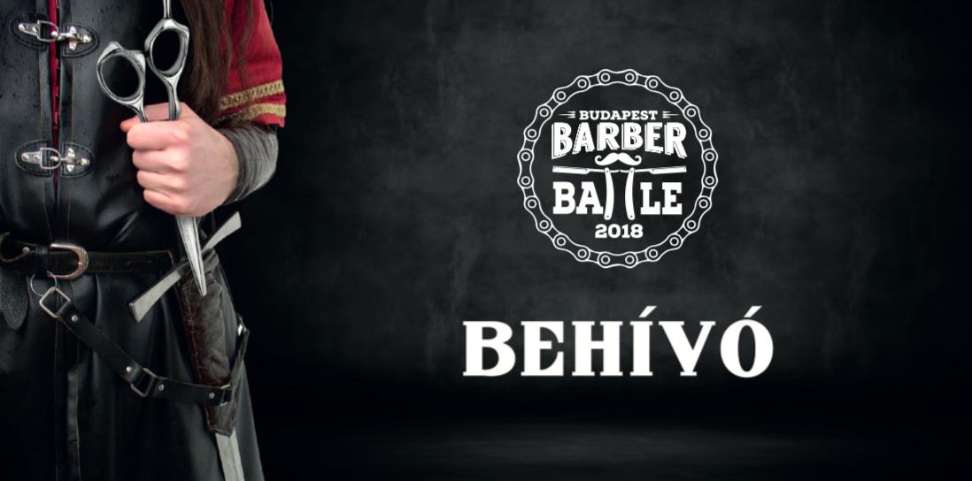 A Barber Battle Budapest arra vállalkozik, hogy csatába hívja Magyarország legjobb barber- fodrász és hajtetováló szakembereit. <br /> <br /> A tét nem kevesebb, mint 1.000.000 Ft és a dicsőség.<br /> <br /> A szervezők célja, hogy tehetséged pénzre, inspirációra váltsák. A versenyzés új célokat nyit és felmérheted tudásodat, őszintén, tiszta körülmények között egy szuper zsűri előtt.<br /> <br /> Az esemény szervezője: a Beauty World Net és a New School Barber Team.