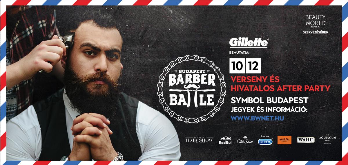 Megint eljött az év legizgalmasabb versenye: idén is megrendezésre kerül a Barber Battle Budapest! Az ország legjobb barberei és hajtetoválói mérettetik meg magukat, a látogatókat pedig számos program, hatalmas show-élmény, és egy fergeteges after-party várja.