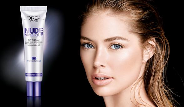 <p>L'Oréal Nude Magic BB krém</p>