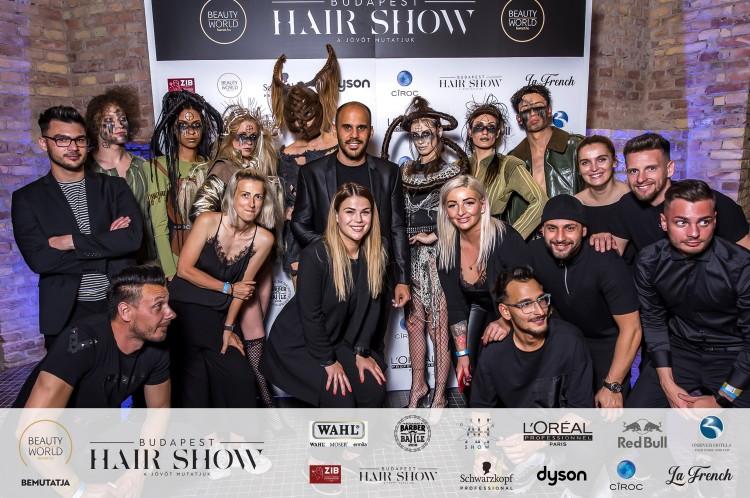 Hedge Hair Jótékonysági Gálaest, Bwnet online időpontfoglaló program
