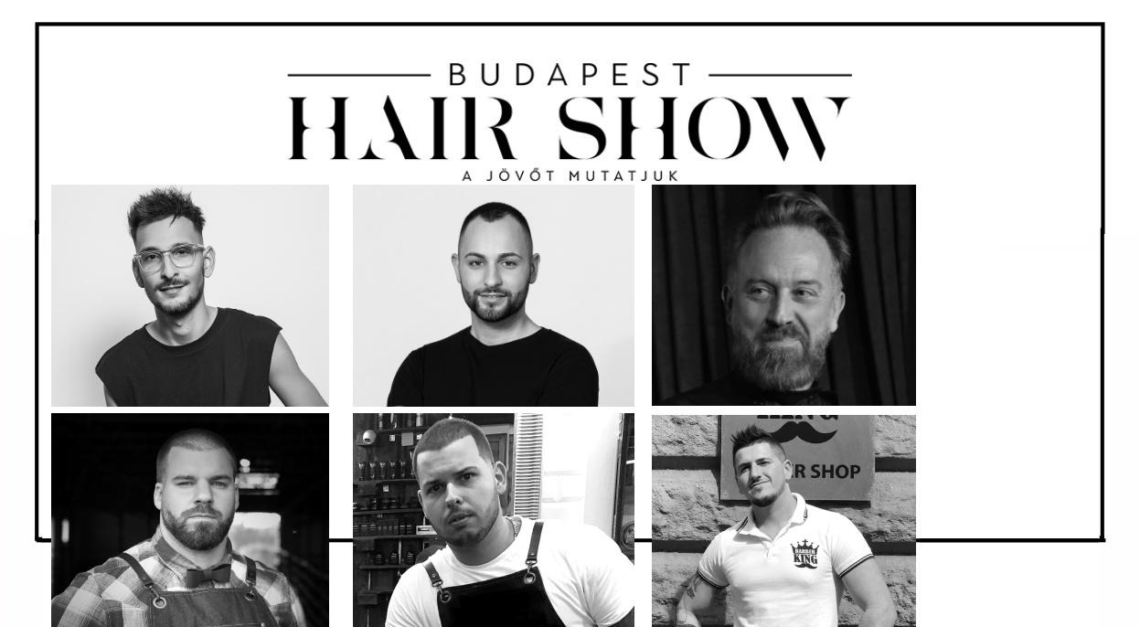 UTOLSÓ 2 HELY A BARBER SZEMINÁRIUMRA!<br /> <br /> Több százan vagyunk már és eddig sehol nem látott színpadi formációkkal várunk! Ott lesz: HAJAS László, Dancsó Erika, a Hedge Hair, Hotsy Totsy, MAROSFALVI, Barber King, Szofrán Zsolt, Blanke Dávid és még sokan mások...<br /> <br /> SZENZÁCIÓS ESEMÉNY VÁR RÁD! Érkezik Németország TOP fodrásza Enes Dogan, valamint a Budapest Hair Show-ra a fodrász világ egyik LEGNAGYOBB IKONja is kíváncsi, így Budapestre látogat június 1-jén! A kilétét egyenlőre hatalmas titok övezi.<br />