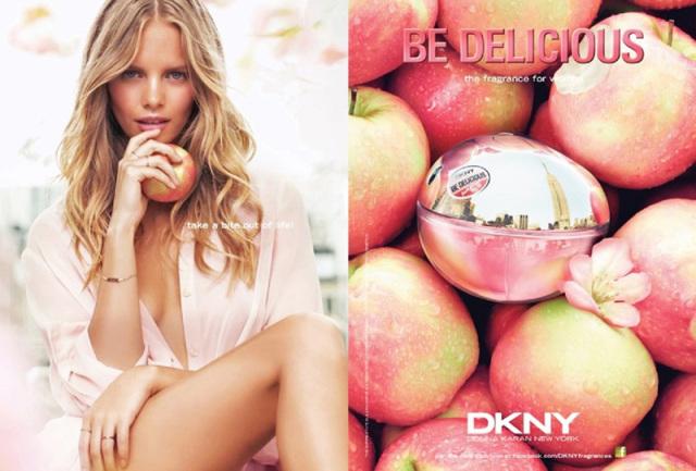 <p>A holland modell Marloes Horst lett a DKNY Be Delicious parfüm legújabb kampányarca.</p>