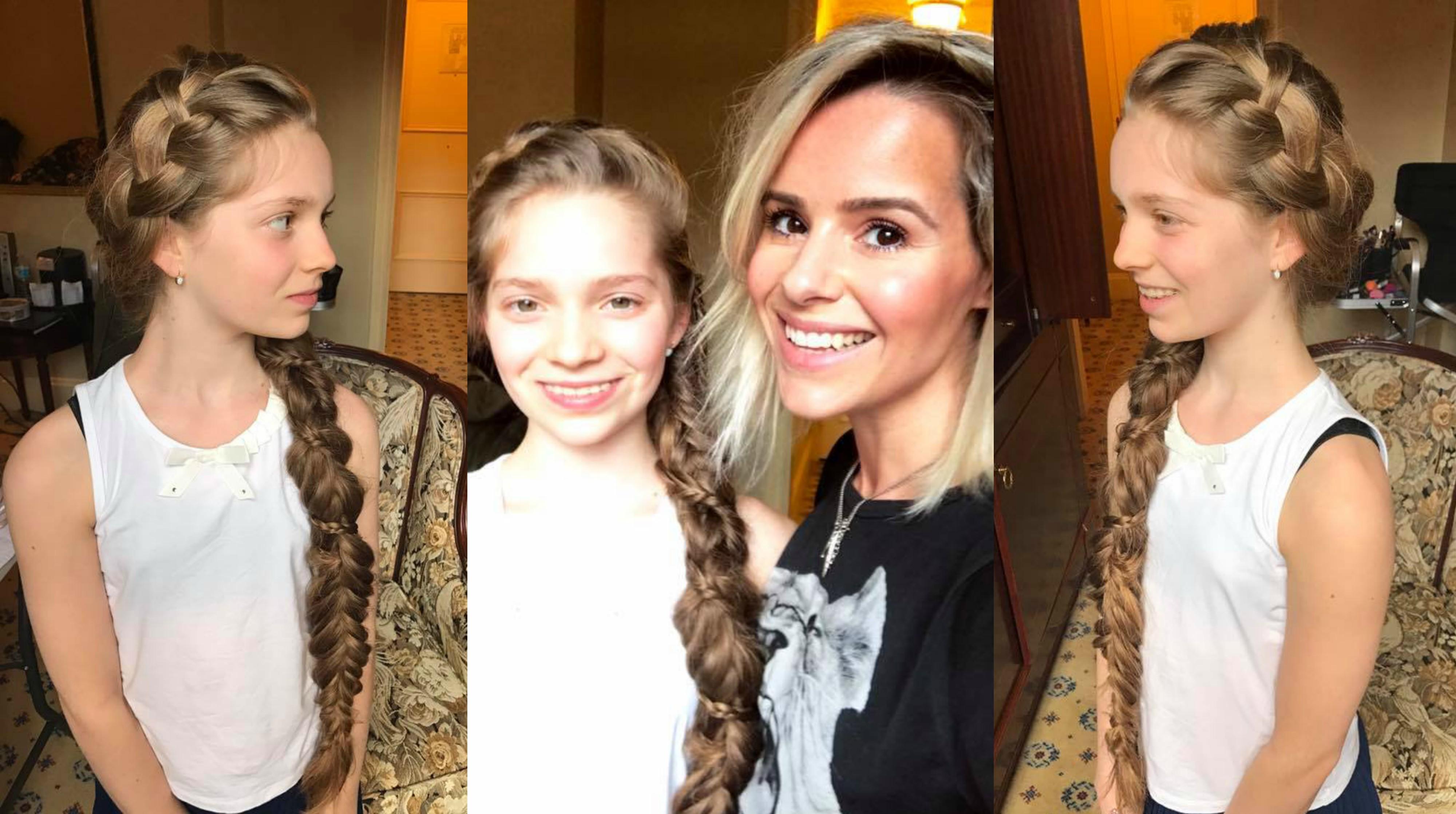 Nem tudunk szó nélkül elmenni a Gáspárfalvi Dorka vörös szőnyegre született hajkölteménye mellett. Persze a kislány maga is megérdemli a figyelmet, nem csak a frizurája. Lássuk, hogyan kerül egy mindössze 13 éves magyar lány a los angelesi Oscarra.