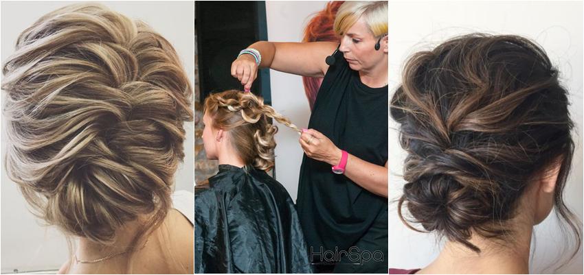 A Hair Spa Hungary bemutatja: Minden, amit tudni kell az esküvői frizurákról 2018-ban Viola Dóra tolmácsolásában!