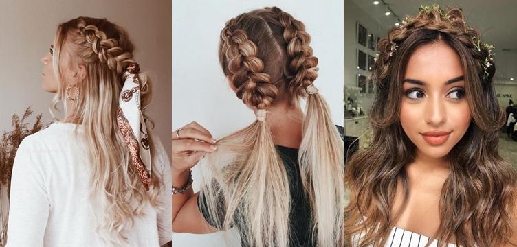 A hajfonat egy örök klasszikus, minden lány imádja, és imád újabb fonatokkal kísérletezni. Készíthetsz igazán csajos, elegáns fonást, de akár lazább, bohém hajfonatot is. Bármilyen stílust is válassz, a fonatok a legegyszerűbb frizurát is csodásan feldobják!<br /> <br /> Nézd meg, mi milyen gyönyörű hajfonatokat gyűjtöttünk össze, amit magadnak is elkészíthetsz. Inspirálódj, és próbáld ki a kedvencedet!<br />