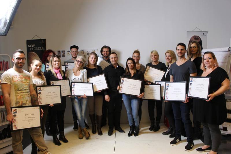 Bemutatjuk a Schwarzkopf Professional hat alkalmas Essential Skills Cut végzőseinek munkáit.