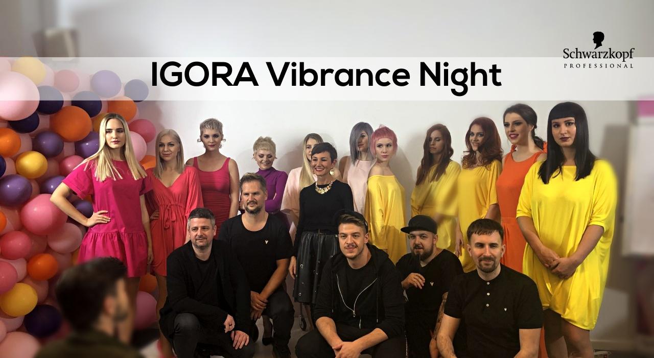 A Schwarzkopf Professional idén még nagyobbat álmodott: újraalkották az IGORA Vibrance-et, amely forradalmi újítás a féltartós hajfesték és tartós hajszínező piacán. Mindezt a budapesti ASK Academy-n mutatták be az IGORA Vibrance Night esemény keretein belül, ahol minden érdeklődő szakmabeli fodrász részletesebben megismerhette az új folyékony féltartós hajfestéket és tartós színezőt. A Beauty World Net csapataként jelen voltunk az eseményen és beleshettünk a kulisszatitkok rejtelmeibe. Lássuk, mi mindent tudtunk meg!