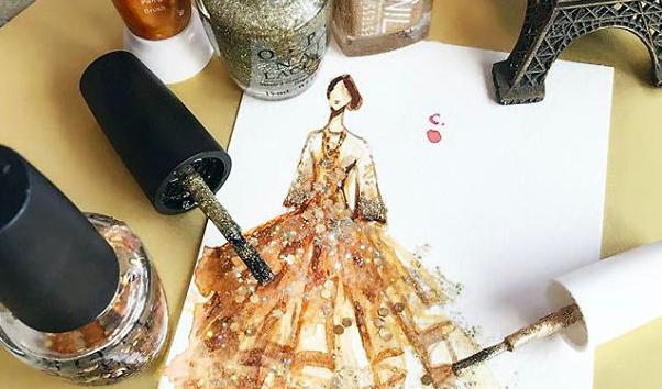 A Haute Couture nem csak a kifutók világában létezik.