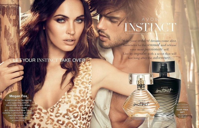 <p>A sikeres színésznő, Megan Fox az Avon új illatának arca.</p><br /> <p></p>