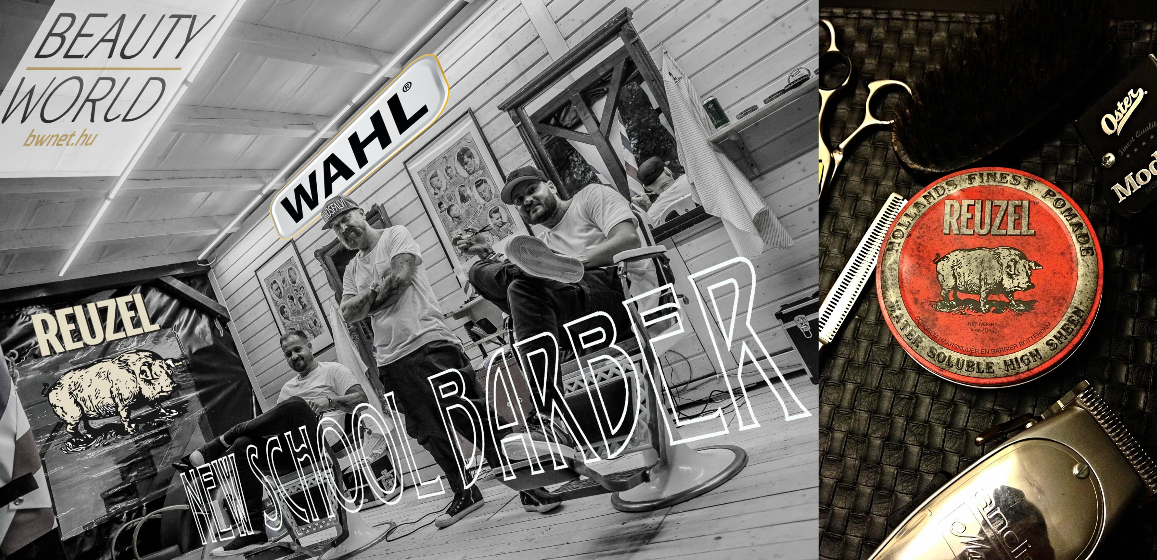 Többet szeretnél adni a férfi vendégeidnek?<br /> Meg ismernéd a modern férfi hajvágás titkait?<br /> Bővítenéd tudásod a népszerűI barber szolgáltatások területén?<br /> <br /> 2017. november 13-án a New School Barber képzésen a helyed!