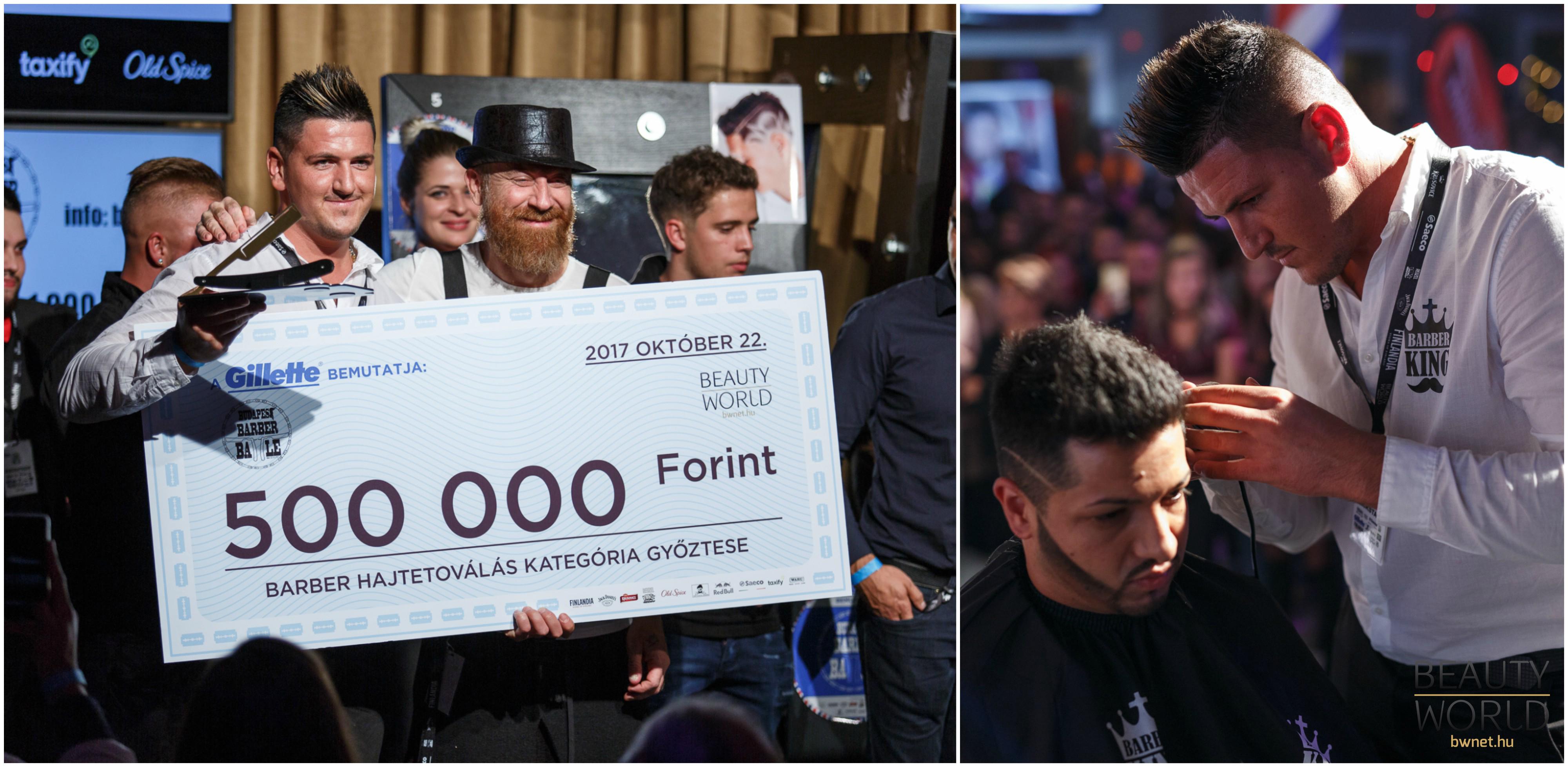 A Barber Battle Budapest fodrászversenyen sor került Magyarország legjobb barber-fodrászainak összecsapására. A pénzdíjas versenyt Hajtetoválás és Styling kategóriában Pálmány Nobert, a Barber King tulajdonosa és fodrásza nyerte. <br /> <br /> Vigyázat: egy igazán őszinte interjú következik Norbert felkészüléséről, a versenydrukkról, a győzelem ízéről és a jövőbeli terveiről.