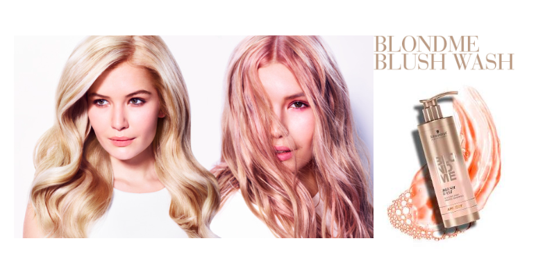 A SZŐKE FORRADALMA még tovább fokozható a megújult BLONDME Blush Wash színező samponjai által. A pasztell hajszínek megalkotása még sosem volt ilyen egyszerű! Otthon és a szalonokban egyaránt elérhető a Schwarzkopf Professional legújabb fejlesztéseinek köszönhetően a változatos hajszín élménye, hiszen létezik a sampon, amivel aktuális hangulatodnak megfelelően árnyalhatod a hajad. Lehetsz eperke, orgona, granny, vagy épp barack!