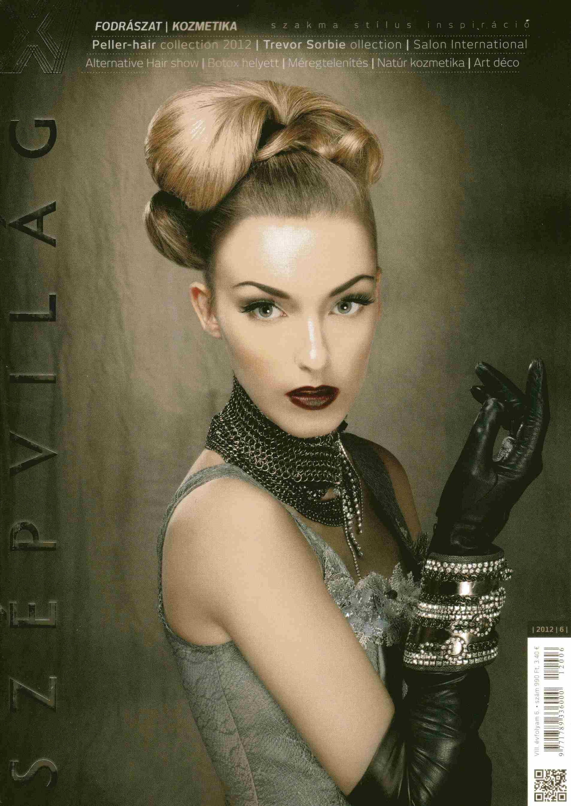 <p>A mesterfogdrász is csatlakozott a Beauty World Nethez. Erről cikkezett az egyik kiemelkedő szakmai lap a Szépvilág magazin is.</p>