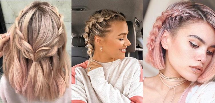 A hajfonatok nemcsak hosszú hajon, hanem a rövid frizurákon is csodásan mutatnak!  Egy csinos fonat hétköznapokon és alkalmakon is remek választás, minden frizurának ad egy plusz csavart. Ha bizonytalan vagy, hogy melyik a legjobb hajfonat rövid hajra, mi állna neked jól, akkor olvass tovább és ismerd meg az idei top 3 trendet!