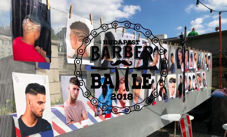 2018. október 6-án a Barber Battle Budapest fodrászdöntő egyedülálló show-t tartogat. <br />