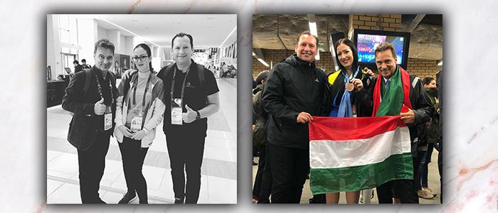 Kazanban, Oroszországban rendezték a Szakmák Olimpiájaként is emlegetett WorldSkills 2019-es versenyét augusztus 22-27 között. Összesen 22 magyar versenyző vágott neki a hosszú útnak azért, hogy megmérettesse magát, és összemérje tehetségét versenytársaival. A hazai fodrász mezőnyt Nagy Nikolett képviselte, aki a TOP 10 legtehetségesebb között végzett a rangos megmérettetésen, a WorldSkills 2019-es versenyén.