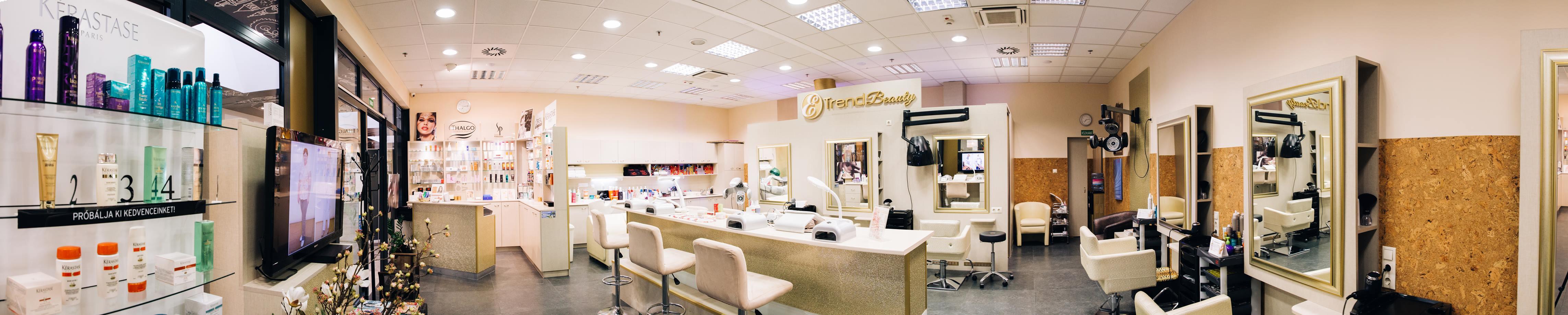 E Trend Beauty - Fodrászat, Kozmetika, Szempilla-hosszabbítás, Smink, Kézápolás, Lábápolás