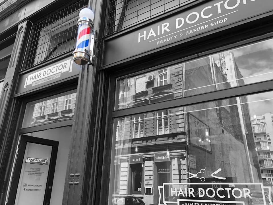 Hair Doctor by Men Stories - Fodrászat
